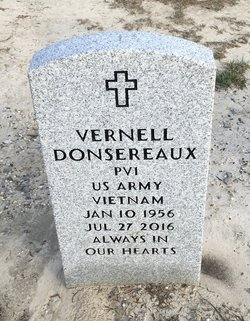 Vernell Donsereaux