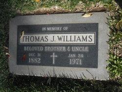 Thomas J. Williams