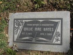 Willie Mae Bates