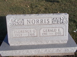 Gerald E Norris