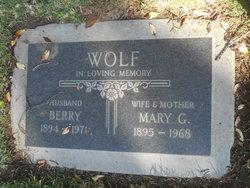 Berry Wolf