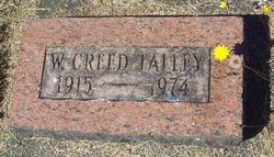 Wilfred Creed Talley