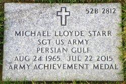 Michael Lloyde Starr