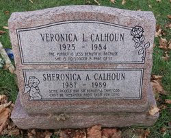 Sheronica A. Calhoun