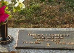 Thelma Irene <I>Sisson</I> Cornett
