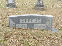 Allen W Wheelis