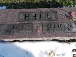 Lula Ellen <I>Parrish</I> Hall