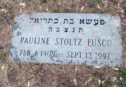 Pauline <I>Fusco</I> Stoltz