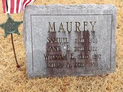 Lydia A. Maurey