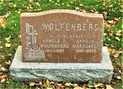 Arnold August Wolfenberg