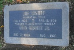 Joe Wyatt