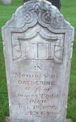 Catherine <I>McIntosh</I> Todd