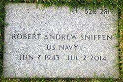 Robert Andrew Sniffen