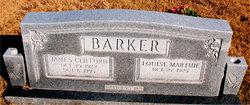 Louise Marthie <I>Henderson</I> Barker