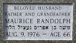 Maurice Randolph Smith