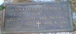 "Anna Marie ""Nini"" Turner"