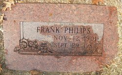 """Benjamin Franklin """"Frank"""" Philips"""