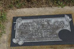 Alice Hess