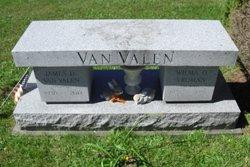 Wilma O <I>Vroman</I> VanValen