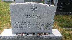 Gladys G Myers