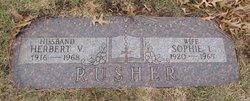 Herbert V Rusher