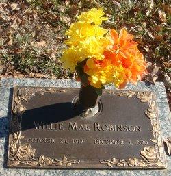 Willie Mae Robinson