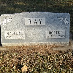 Madeline Lucille <I>Goudie</I> Ray