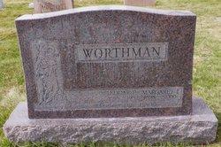 Edgar P Worthman