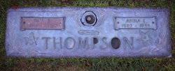 """Roy B. """"Tommy"""" Thompson"""