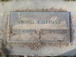 Cecelia B. Pittman