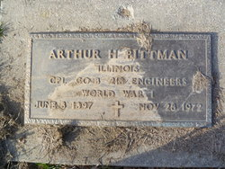 Arthur H. Pittman
