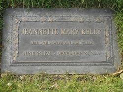 Jeannette Mary Kelly