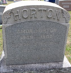 """Sarah J """"Jennie"""" <I>French</I> Horton"""