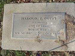Harold F. Duffy