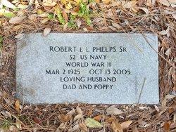 Robert E Lee Phelps, Sr