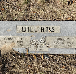 Clarence Lafayette Williams