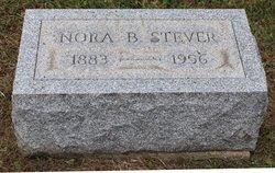Nora B Stever