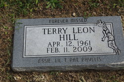 Terry Leon Hill