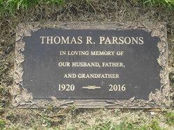 Thomas Richard Parsons