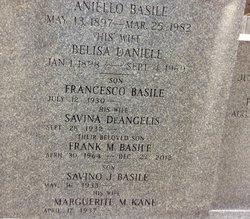Belisa <I>Daniele</I> Basile