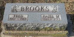 Hazel M Brooks