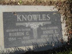 Annie L. Knowles
