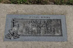 Janice Kay Hogge