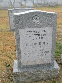 Phillip Rudy