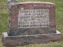 Nellie B Hoover