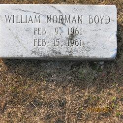 William Norman Boyd