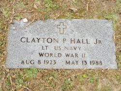 Clayton Pierce Hall, Jr