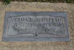 Verma L. Hudspeth