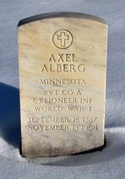 Axel Alberg
