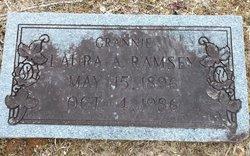 "Laura Alice ""Grannie Ramsey"" <I>Campbell</I> Ramsey"